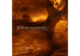 Disillusion - Back To Times Of Splendor - (Vinyl)
