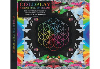 Coldplay -  A Head Full Of Dreams [CD]