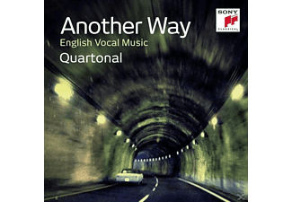 Quartonal - Another Way [CD]