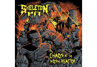 Skeleton Pit - Chaos At The Mosh-Reactor - (CD)