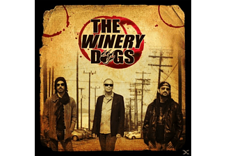 The Winery Dogs - The Winery Dogs - (CD)