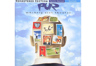 PUR - Mächtig Viel Theater-Remastered [CD]