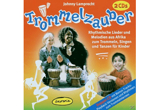 Johnny Lamprecht - Trommelzauber - (CD)