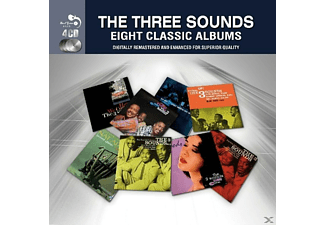 The Three Sounds - 8 Classic Albums [CD]