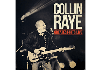 Collin Raye - Greatest Hits Live - (Vinyl)