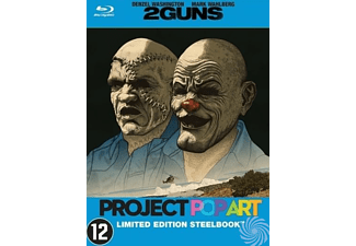 2 Guns (Steelbook) | Blu-ray