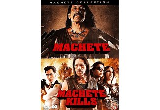 Machete 1 & 2 | DVD