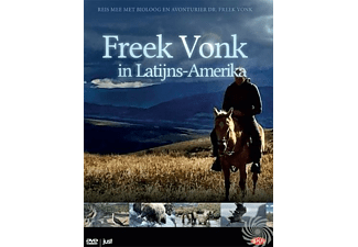 Freek Vonk - Latijns Amerika | DVD