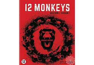 12 Monkeys - Seizoen 1 | Blu-ray