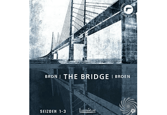 The Bridge - Seizoen 1-3 | Blu-ray