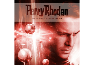Perry Rhodan Plejaden 05: Vitalenergie - 1 CD - Science Fiction/Fantasy