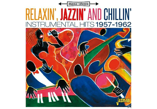 VARIOUS - Relaxin', Jazzin' & Chillin' [CD]