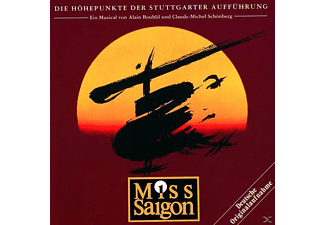 Michael Kosarin, OST/MUSICAL - Miss Saigon (Qs Stuttg.Auffü.) - (CD)