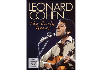 - Leonard Cohen - The Early Years - (DVD)