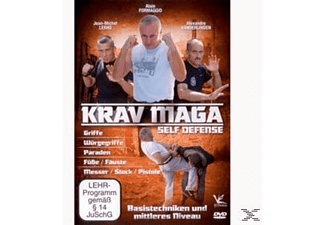 KRAV MAGA SELF DEFENSE BASISTECHNIKEN UN [DVD]