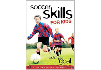 Soccer Skills for Kids: Ready, Set, Goal [DVD]
