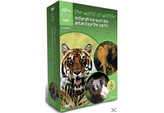 The World of Wildlife - Vol. 1 - (DVD)