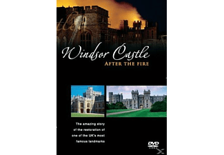 Windsor Castle After the Fire - (DVD)