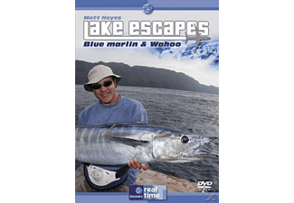 Matt Hayes - Lake Escapes - Blue Marlin and Wahoo - (DVD)