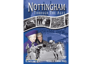 Nottingham Through the Ages - (DVD)