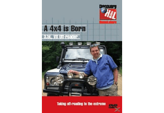 A 4x4 is Born - (DVD)