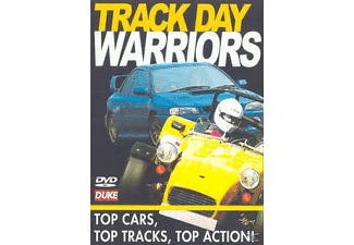 Track Day Warriors - (DVD)