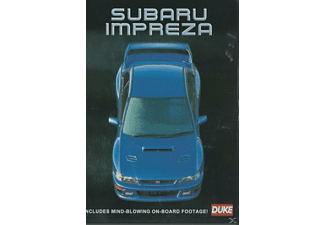 The Subaru Impreza Story - (DVD)