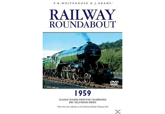 Railway Roundabout - 1959 - (DVD)