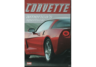 The Story Of The Corvette - (DVD)
