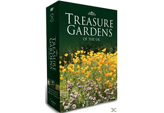 Treasure Gardens of the UK - (DVD)