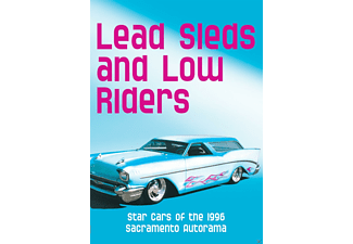 Lead Sleds and Low Riders - Star Cars of the 1996 Sacramento Autorama - (DVD)