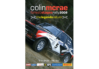 Colin McRae Forest Stages Rally 2008 - (DVD)