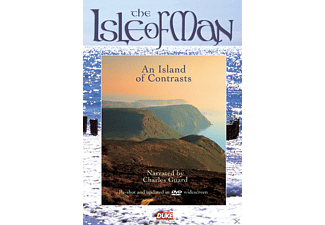 The Isle of Man - An Island of Contrasts - (DVD)