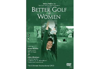 Better Golf for Women - (DVD)
