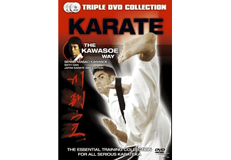 Karate - The Kawasoe Way - (DVD)