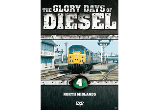 DIESEL - VOL 4 - NORTH MIDLANDS - (DVD)