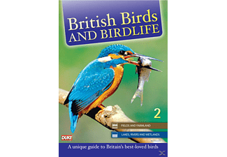 British Birds and Birdlife Vol.2 - (DVD)
