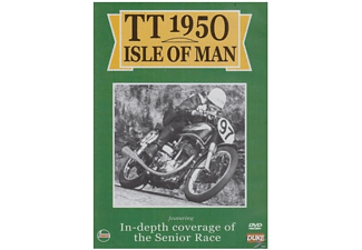 Isle of Man TT 1950 - (DVD)
