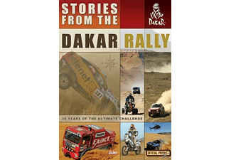 Stories of the Dakar Rally [DVD]