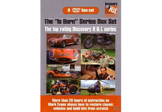 "The ""Is Born"" Series Box Set - (DVD)"