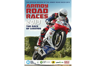 Armoy Road Races 2013 - The Race of Legends - (DVD)