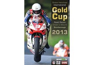 International Gold Cup Road Races 2013 - (DVD)
