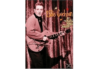 "- Eddie Cochran - At ""Town Hall Party"" [DVD]"
