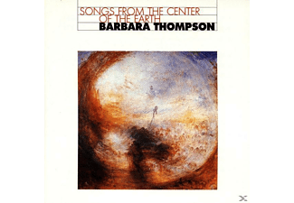 Barbara Thompson - Songs From Center Of The Earth - (CD)