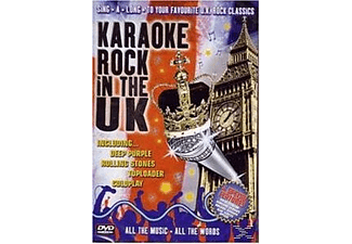 - Karaoke - Rock In The UK - (DVD)