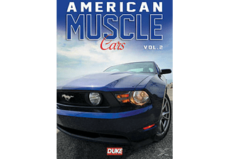 American Muscle Cars - (DVD)