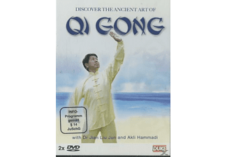 Discover the ancient art of Qi Gong - (DVD)