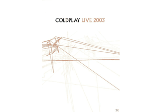 Coldplay - Live 2003 - (DVD)