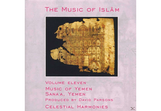 VARIOUS - Music Of Islam Vol.11 - (CD)