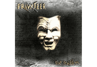 Privateer - The Traitors - (CD)